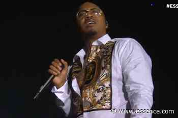 Nas Performance from 2019 is Relived At the 2020 ESSENCE Festival of Culture