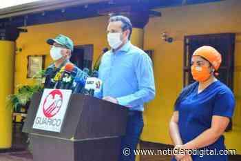Un bebé es el primer caso de Covid-19 en Guárico: Gobernador José Vásquez - Noticiero Digital