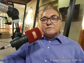 Trindade anuncia que não vai aderir isolamento 14x14 - Sagres Online