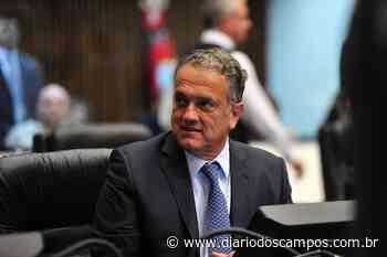 Diário dos Campos   Plauto confirma R$ 3,3 milhões para Imbituva e Tibagi - Diário dos Campos