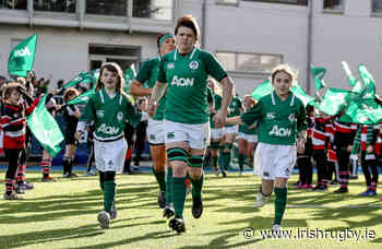 Griffin's Focus And Motivation Unbroken By A Change Of Pace - Irish Rugby