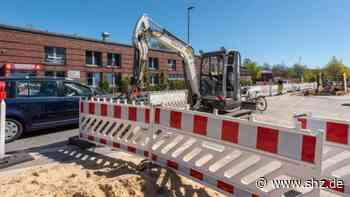 Kanalsanierung in Itzehoe: Ab 8. Juli: Adenauerallee wird für mehrere Tage Einbahnstraße   shz.de - shz.de