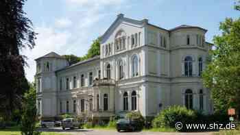 Prachtvilla in Itzehoe: Wo einst der Kaiser schlief: Der Westerhof an der Stör   shz.de - shz.de