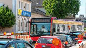 Drei Optionen für den ZOB: Itzehoe: Im Rahmen der Innenstadtsanierung wird die Zukunft der zentralen Haltestelle untersucht   shz.de - shz.de