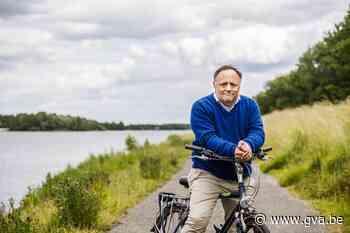 """Marc Van Ranst na zes maanden weer op de fiets: """"Fietsen voor Gazet van Antwerpen, waarom niet?"""" - Gazet van Antwerpen"""