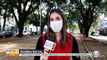 Mulher é condenada a indenizar segurança em Belo Horizonte por xingamentos racistas: 'urubu e macaco' - G1