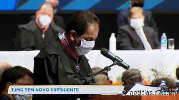 Nova presidência do TJMG toma posse em Belo Horizonte - HORA 7