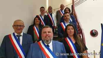 Investiture : Wingles: Sébastien Messent, nouveau maire - L'Avenir de l'Artois