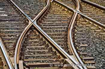 Network Rail Scotland makes good start to five-year plan but performance concerns remain - Renfrewshire 24 News
