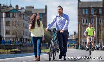 Charity gives tips for walking, cycling and wheeling as Scotland transitions out of lockdown - The Orcadian