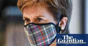 Scotland to review UK government's 'shambolic' air bridge plan, says Sturgeon – video - The Guardian