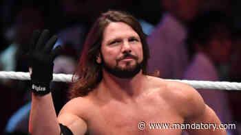 AJ Styles Retains IC Title Against Drew Gulak