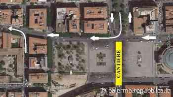 Palermo, da lunedì chiude piazza Ruggero Settimo: la nuova viabilità - La Repubblica
