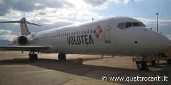 Due nuovi voli in Sicilia per Volotea: Catania-Torino e Palermo-Trieste - quattrocanti.it