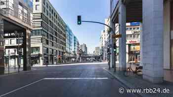 Bezirksbürgermeister von Dassel: Teil der Friedrichstraße bleibt fünf Monate lang autofrei - rbb-online.de