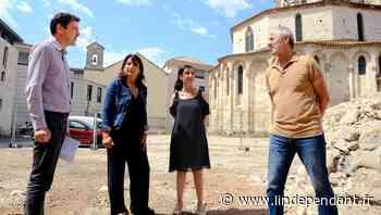 Narbonne : un chantier de 4,5 M€ pour l'Institut de formation des infirmiers - L'Indépendant