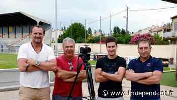 Narbonne : passation de caméra au Racing - L'Indépendant