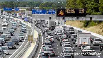 Narbonne : première vague de vacanciers sur les autoroutes dès vendredi - L'Indépendant