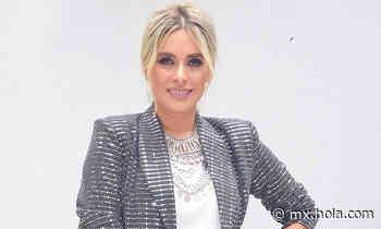Galilea Montijo bromea sobre el regreso de Héctor Sandarti a Televisa: 'Denle el mérito a mi amigo' - MX.HOLA.COM