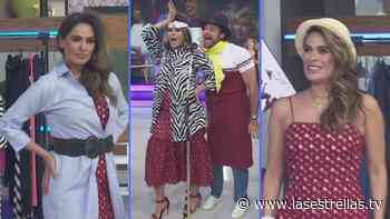 Galilea Montijo revela que se iba a los tianguis a conseguir sus outfits ochenteros - Las Estrellas TV