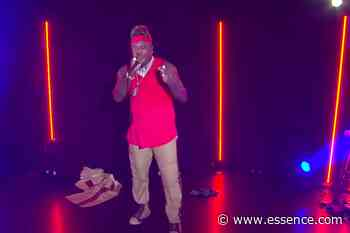 Elephant Man Performs at the ESSENCE Festival Evening Concert Series
