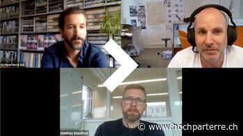 Architektur - Hochparterre live: Die Berechenbarkeit der Architektur - Hochparterre.ch – News in Architektur, Planung und Design