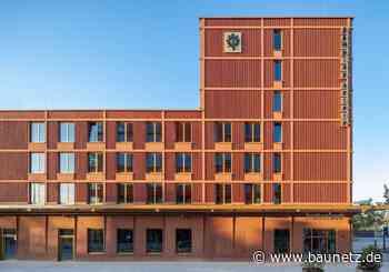 Klinker im Betonbett - Hotel im Münchner Werksviertel von Hild und K Architektur - BauNetz.de