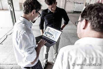 Digitales Aufmaß als Planungsbasis - DETAIL - Magazin für Architektur + Baudetail - DETAIL.de - das Architektur und Bau-Portal