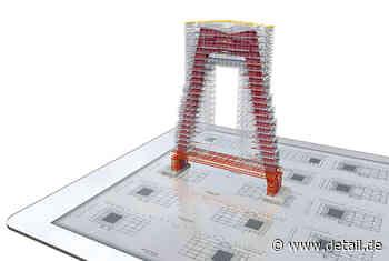 3D-Schalung und Sensoren im Beton - DETAIL - Magazin für Architektur + Baudetail - DETAIL.de - das Architektur und Bau-Portal