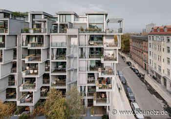 Block und Grün - Wohnhaus und Hotel von Külby Architekten in Berlin - BauNetz.de