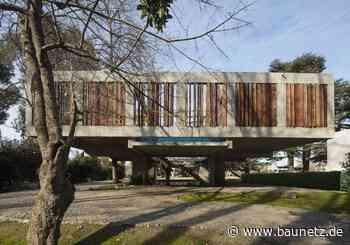 Betonbaumhaus in Buenos Aires - Villa von Estudio Botteri-Connell - BauNetz.de