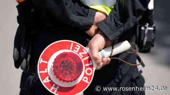 Rosenheim/ Stephanskirchen: Polizei stoppt zwei Drogenfahrten - rosenheim24.de