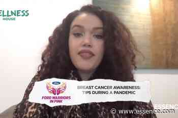 Breast Cancer Awareness: Tips During A Pandemic…presented by Ford