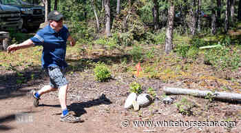 Burl cup sees record number of disc golfers - Whitehorse Star