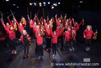 Marking The Nation's Birthday - Whitehorse Star