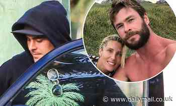 Zac Efron's Byron Bay entourage is revealed - and it includes Chris Hemsworth - Daily Mail