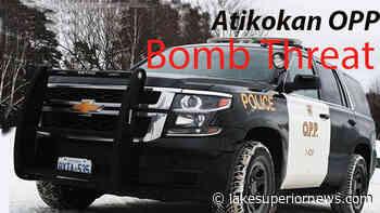 OPP RESPOND TO THREAT IN ATIKOKAN MUNICIPAL OFFICE - Lake Superior News