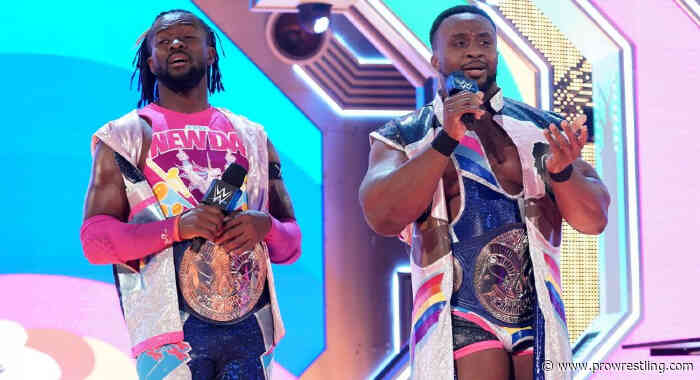 Tag Team Title Match, Money In The Bank Replay Set For Next Week's WWE Smackdown