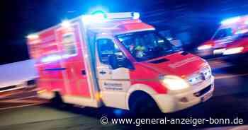 Unfall in Sankt Augustin: Passanten finden 26-Jährigen verletzt neben Unfallauto - General-Anzeiger Bonn