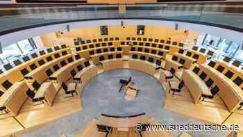 Landtag stimmt über Corona-Sondervermögen ab - Süddeutsche Zeitung