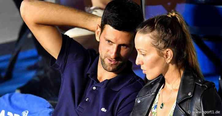 Tennis: Novak Djokovic hat Corona-Infektion offenbar gut überstanden - SPORT1