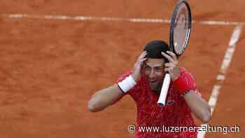 Fast alleine gegen die Welt: Wie Novak Djokovic und seine Familie immer wieder Widerstand und Kritik provozieren   Luzerner Zeitung - Luzerner Zeitung