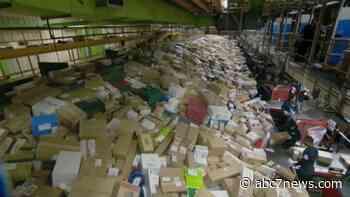 Coronavirus impact: Major shipping delays anger UPS customers - KGO-TV