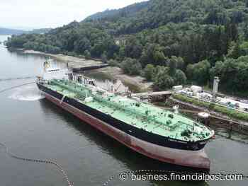 Cenovus first to announce it's shipping Western oil to Eastern refineries through the Panama Canal - Financial Post