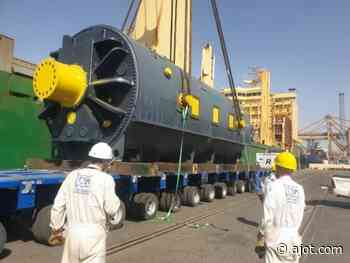 AAL Shipping transports Siemens generators for clean energy power plants in Europe and Iraq - American Journal of Transportation