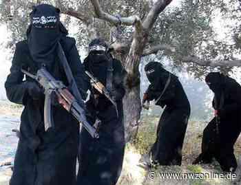 Justiz: IS-Kämpferin aus Vechta in Celle vor Gericht - Nordwest-Zeitung