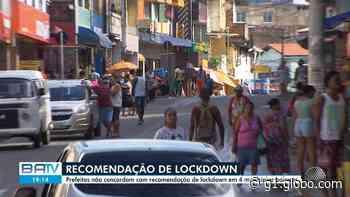 Comitê Científico do Consórcio Nordeste sugere lockdown em Salvador, Feira de Santana, Itabuna e Teixeira de Freitas - G1