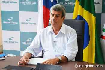 Prefeito de Feira de Santana testa negativo para coronavírus; Colbert Martins fez teste após secretário ser diagnosticado com doença - G1