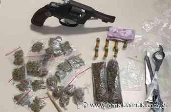 Polícia prende traficante em Feira de Santana - Jornal da Mídia