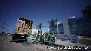 JBS realiza doação de camas clínicas para Feira de Santana - Acorda Cidade
